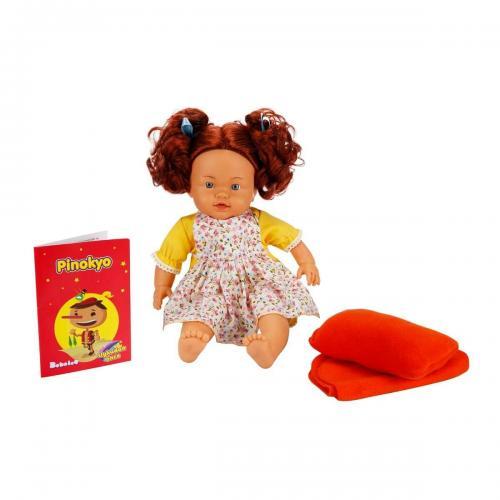 Bebelou Uykudan Önce Bebeği Masal Anlatan Pinokyo 40 cm.