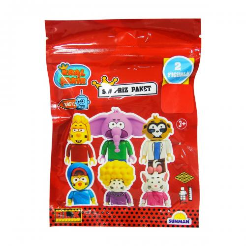 BLX Lego Kral Şakir Sürpriz Paket Seri 1