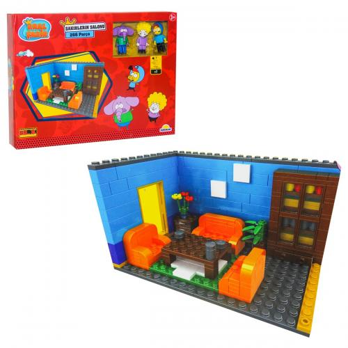 BLX Lego Şakirlerin Salonu 266 Parça
