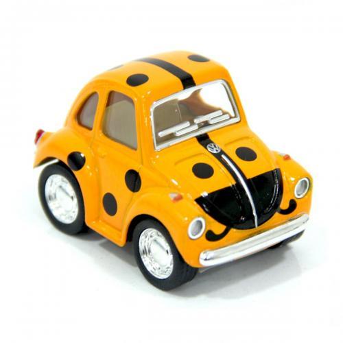 Çek Bırak Mini Araba Seri 1