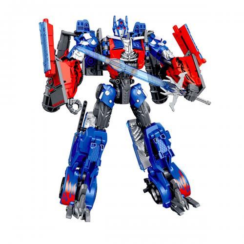 Change Robot Super Hero Dönüşebilen Robot