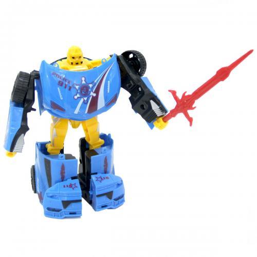 Deformation Super Hero Arabaya Dönüşen Robot