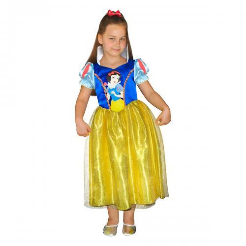 Disney Pamuk Prenses Kostüm 7-9