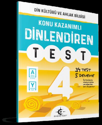 Eker 4.Sınıf Dinlediren Test