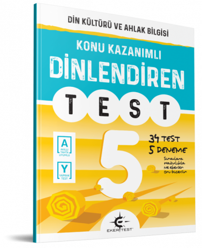 Eker 5.Sınıf Dinlediren Test