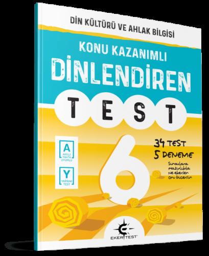 Eker 6.Sınıf Dinlediren Test