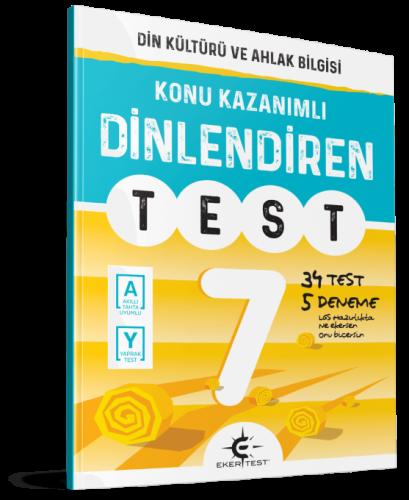 Eker 7.Sınıf Dinlediren Test