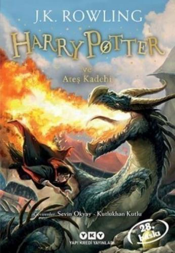 Harry Potter 4 Harry Potter ve Ateş Kadehi