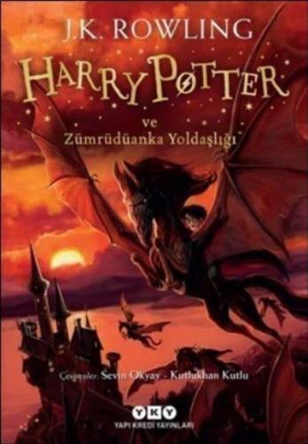 Harry Potter 5 Harry Potter ve Zümrüdüanka Yoldaşlığı