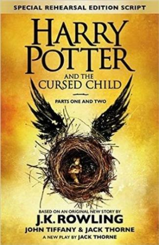 Harry Potter and the Cursed Child Parts I II