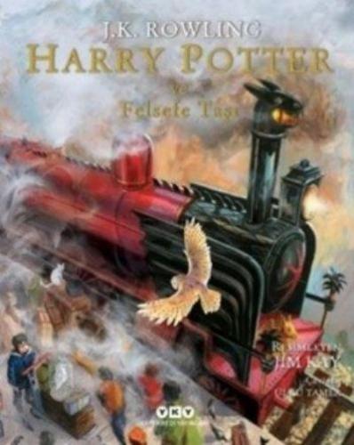 Harry Potter ve Felsefe Taşı Resimli Özel Baskı