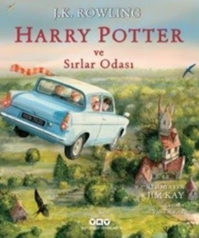 Harry Potter ve Sırlar Odası 2 Resimli Özel Baskı