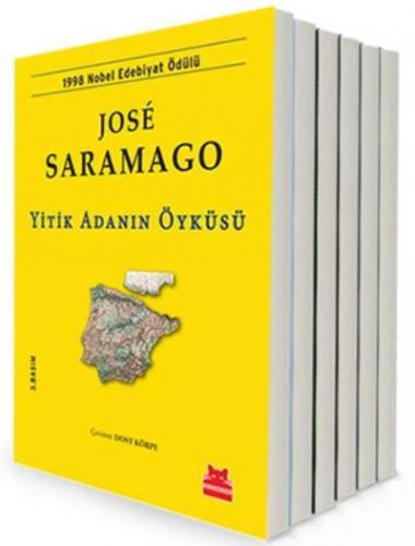 Jose Saramago Seti 10 Kitap