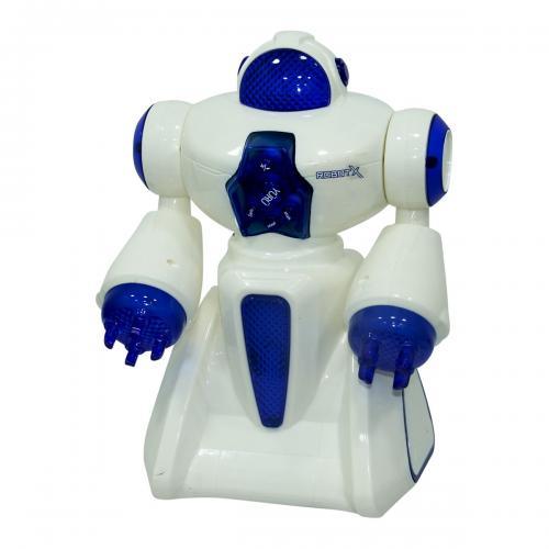Kutulu Pilli Robot X