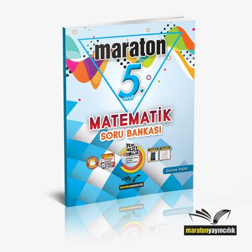 Maraton 5.Sınıf Matematik Soru Bankası