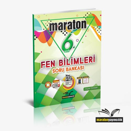 Maraton 6.Sınıf Fen Bilimleri Soru Bankası