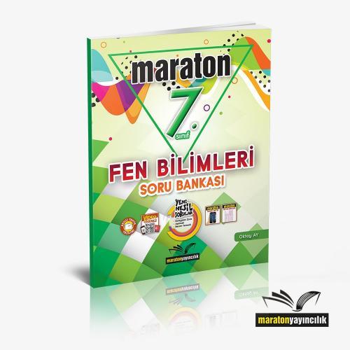 Maraton 7.Sınıf Fen Bilimleri Soru Bankası