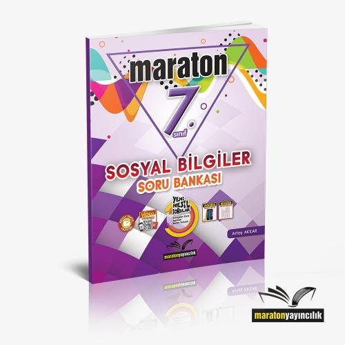 Maraton 7.Sınıf Sosyal Bilgiler Soru Bankası