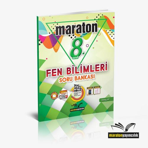 Maraton 8.Sınıf Fen Bilimleri Soru Bankası