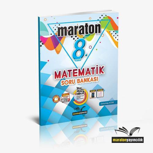 Maraton 8.Sınıf Matematik Soru Bankası