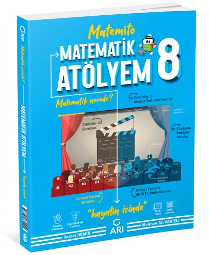 Arı Yayınları 8.Sınıf Matematik Atölyem
