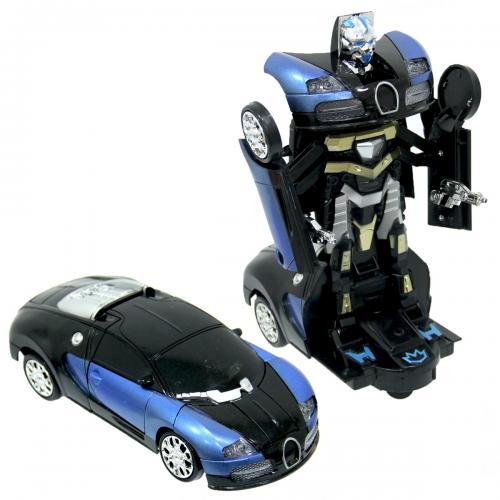 Mecha Ares Pilli Robota Dönüşen Araba