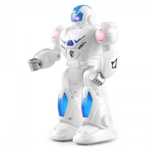 Myth Armor Işıklı Sesli Pilli Robot