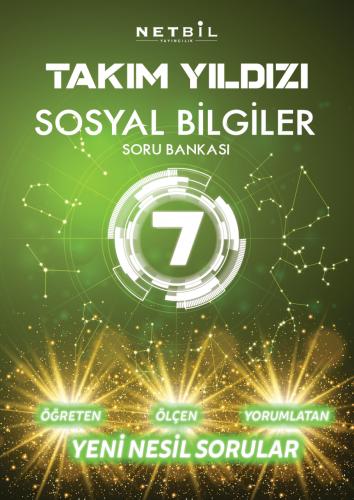 Netbil Yayınları 7. Sınıf Sosyal Bilgiler Takım Yıldızı Soru Bankası