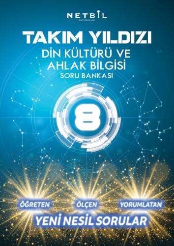 Netbil Yayınları 8. Sınıf Din Kültürü Ve Ahlak Bilgisi Takım Yıldızı Soru Bankası
