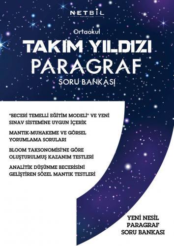 Netbil Yayınları Ortaokul Paragraf Soru Bankası