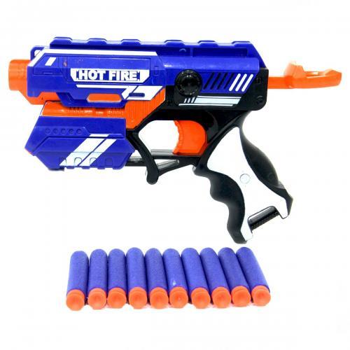 Nişancı 1 Soft Mermi Atan Oyuncak Silah