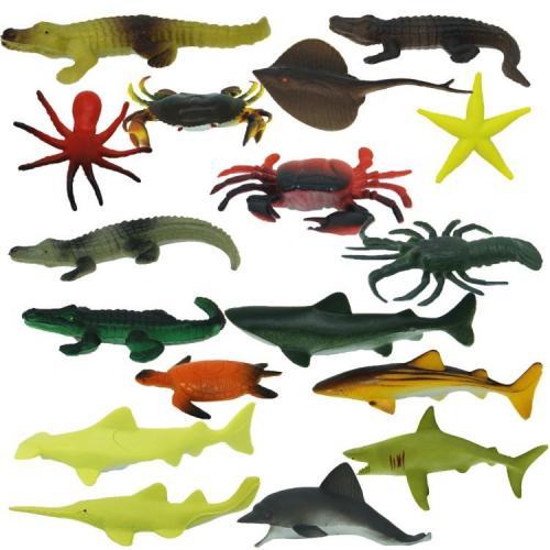 Okyanus Hayvanları Poşetli S00000709