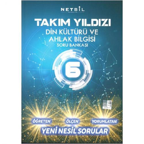 Netbil Yayınları 6. Sınıf Din Kültürü Ve Ahlak Bilgisi Takım Yıldızı Soru Bankası