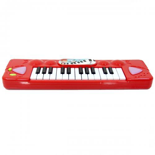 Pilli Orta Boy 25 Tuşlu Piyano