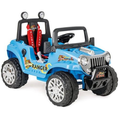 Pilsan Ranger Akülü Jeep 12 Volt Kumandalı