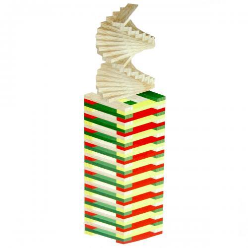 Playwood Eğitici Sihirli Bloklar 100 Parça