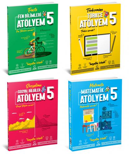 Arı Yayınları 5.Sınıf Atölyem Set