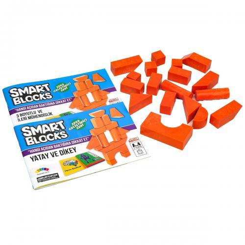 Smart Blocks Akıllı Bloklar Yapı Oyunu