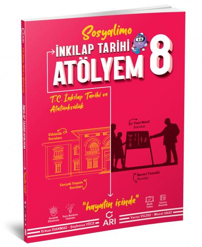 Arı Yayınları 8.Sınıf İnkılap Tarihi Atölyem