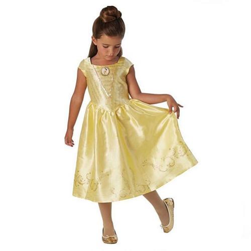 Sunman Belle Güzel ve Çirkin Kostüm 3-4 Yaş