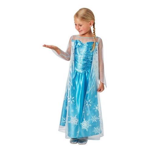 Sunman Disney Frozen Elsa Kostüm 5-6 Yaş