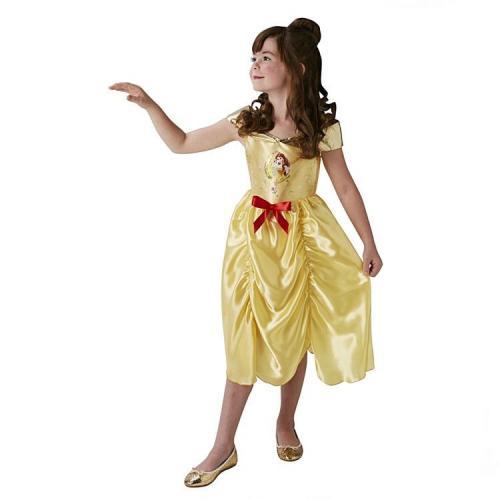 Sunman Disney Prenses Belle Kostüm 7-8 Yaş