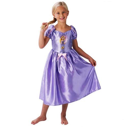 Sunman Disney Prenses Rapunzel Kostüm 7-8 Yaş