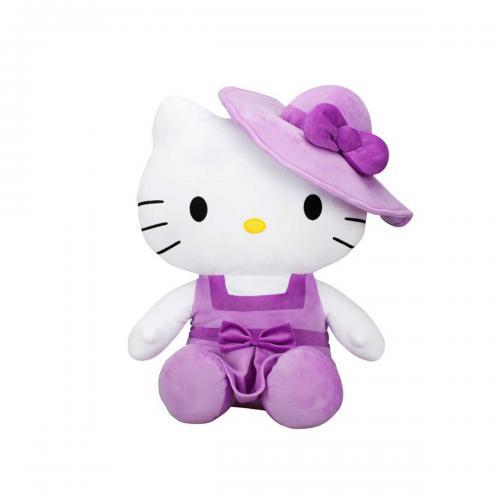 Sunman Hello Kitty Şapkalı Peluş