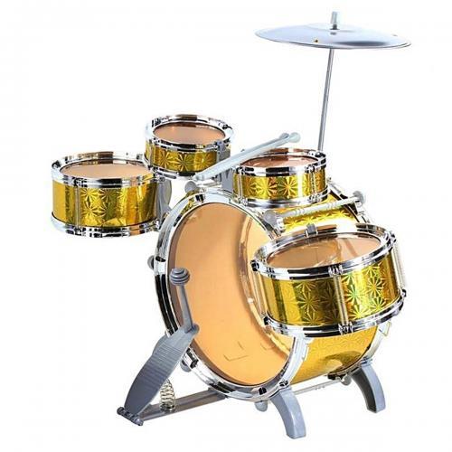 Sunman Jazz Drum Bateri Seti