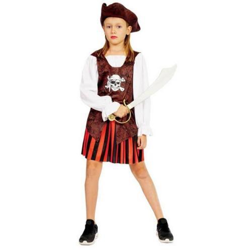 Sunman Kız Korsan Kostümü (4-6 Yaş)