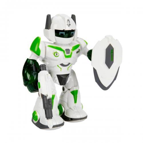 Sunman Sesli ve Işıklı Robot Fighter 22 cm