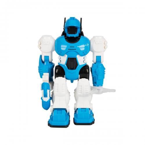 Sunman Storm Brave Sesli ve Işıklı Robot 25 cm