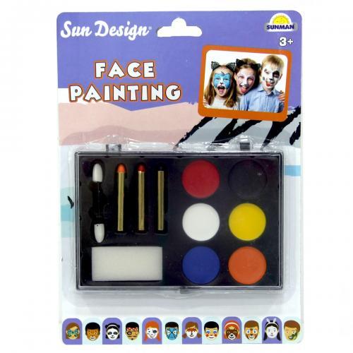Sunman Sun Design Yüz Boyası