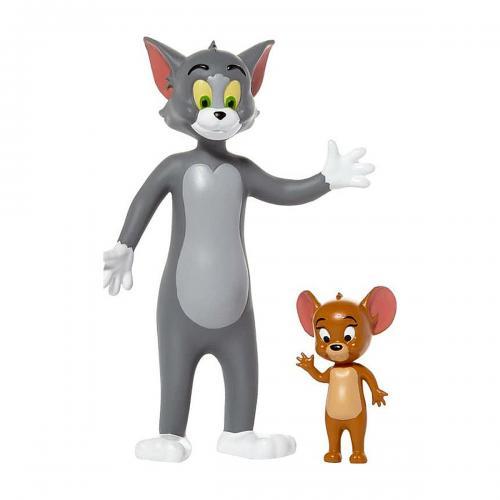 Sunman Tom ve Jerry Bükülebilir 2'li Figür